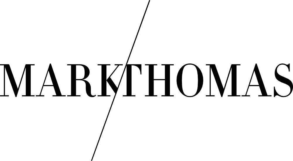 Mark Thomas Logo